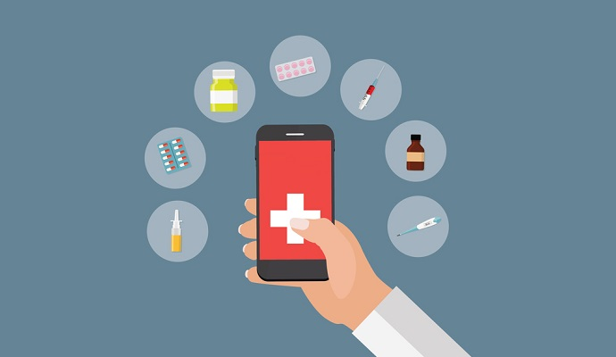 Top 10 Healthcare Mobile Apps Among Hospital Health Systems