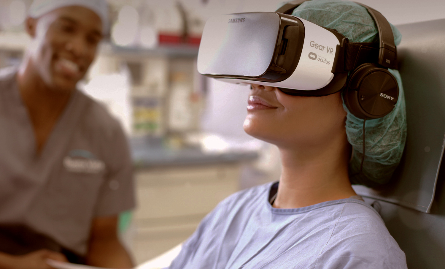 37719abefd7c Healthcare Focuses on the Possibilities of Virtual Reality